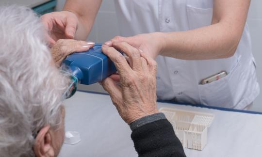 Facultatius del Servei de Pneumologia obtenen diversos premis i beques de la SEPAR