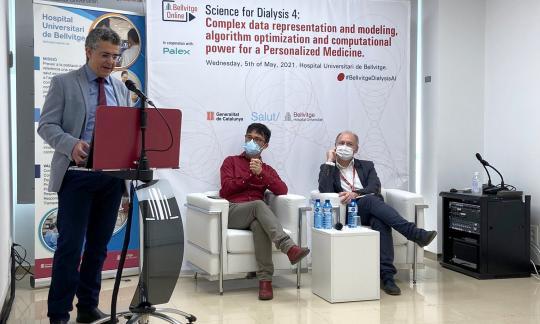 """La 4a edició de la jornada """"Science for Dialysis"""" analitza l'aplicació de la ciència de les dades a l'atenció renal"""