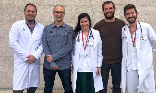 Investigadors de l'Hospital Universitari de Bellvitge i el CIBIR de La Rioja identifiquen una possible teràpia contra la malaltia de Rendu-Osler