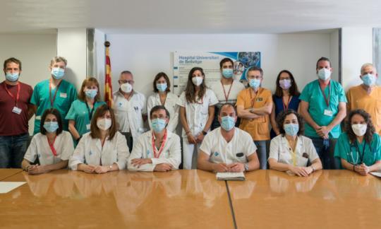 El Grup de Malalties Minoritàries de l'Hospital Universitari de Bellvitge reactiva nous projectes