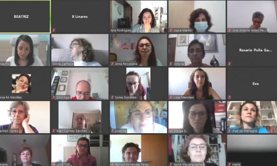 Més de 200 professionals participen al VIII Curs d'Infermeria i Càncer de Mama, celebrat en format virtual