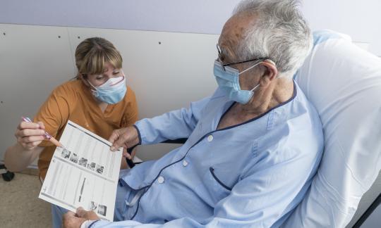 Un innovador protocol millora el preoperatori i la recuperació dels pacients després de la cirurgia