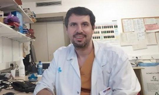 El Dr. Xavier Solanich, escollit entre els deu internistes més destacats de Catalunya
