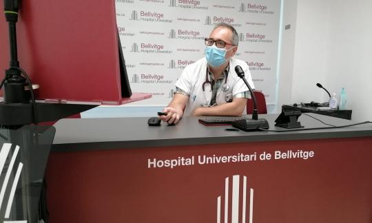El Curs de Benvinguda ha donat el tret de sortida a la formació dels nous residents de l'hospital