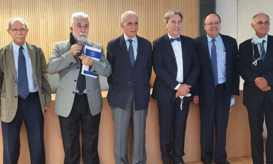 El Dr. Sebastiano Biondo obté la plaça de catedràtic de Cirurgia de la Universitat de Barcelona